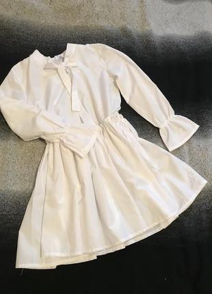 Стильное платье рубашка! скидка!!!3 фото