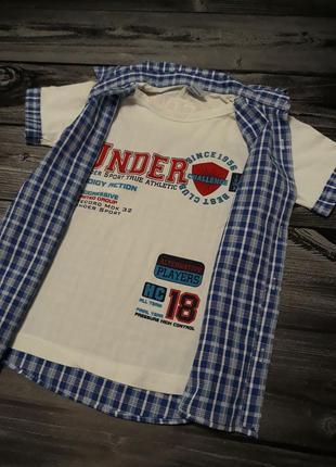 Рубашка,  тениска футболка