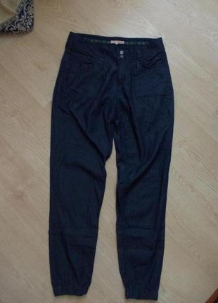 В наличии модный джинс летний на манжете фирма tom tailor
