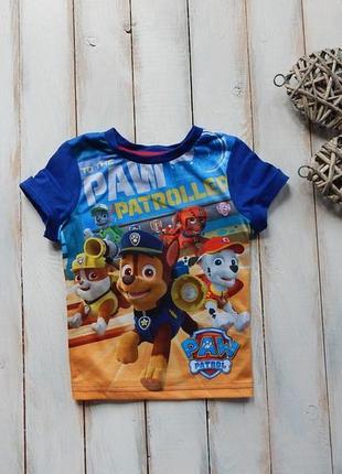 Matalan  стильная футболка на мальчика  3-4 года