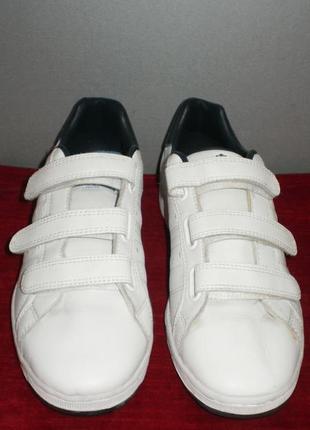 Кожаные кроссовки lonsdale (лонсдейл) 43р. стелька 28см.5