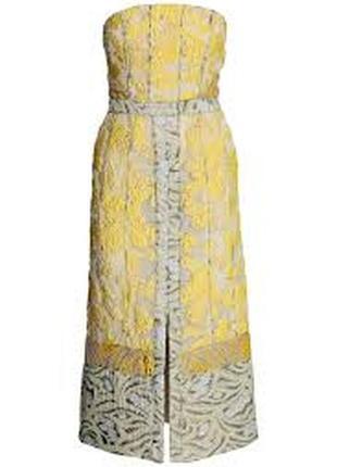 Сукня вечірня, на випускний з колекції h&m ss17 conscious exclusive3 фото