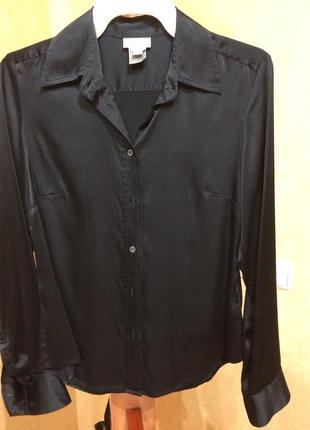 Супер блузка шелковая