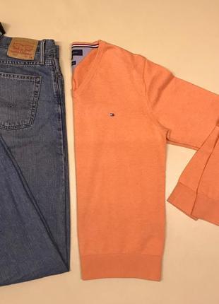 Джемпер свитер tommy hilfiger оригинал размер m