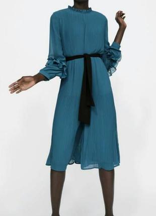 Комбинезон-платье zara