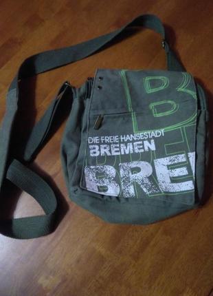 Оригінал! нова текстильна сумка від robin ruth