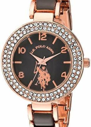 U. s. polo assn. изящные женские часы