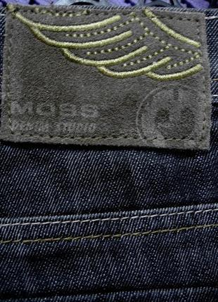 Moss (италия)   джинсы клеш  новые с бирками w 27/ l 345 фото