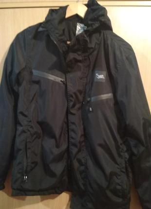 Куртка - ветровка от staff ( оригинал)