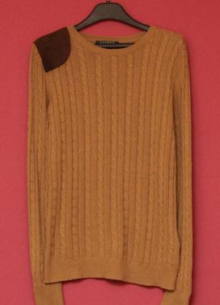 Polo ralph lauren рр m (s бирка )свитер из вискозы модала и хлопка lauren