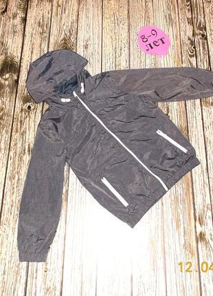 Куртка-ветровка rebel для мальчика 8-9 лет, 128-134 см