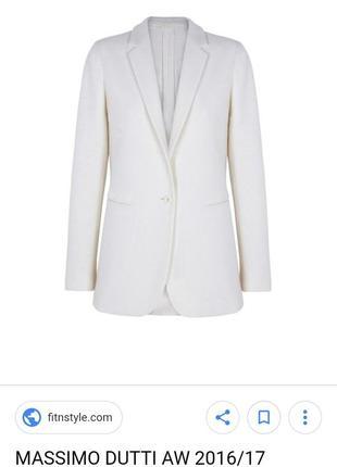 Стильный хлопковый пиджак из фактурной ткани