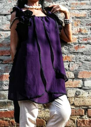 Платье шифоновое мини расклешенное ravi famous