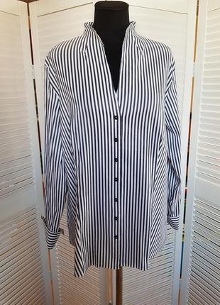 Блуза рубашка в полоску gerry weber