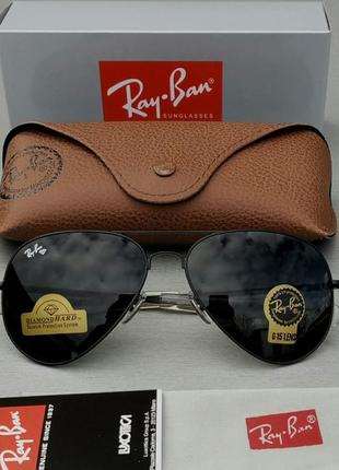 Ray ban aviator diamond hard 9017 62 очки капли мужские солнцезащитные стекло