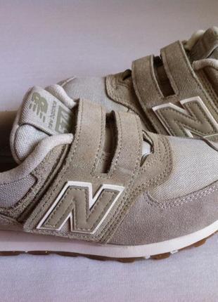 Мега стильные кроссовки new balance 574 👟 размер 33,5-34,5 оригинал 🔥🔥🔥 ❗❗❗