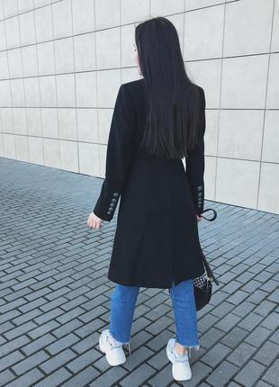 Стильне шерстяне пальто next