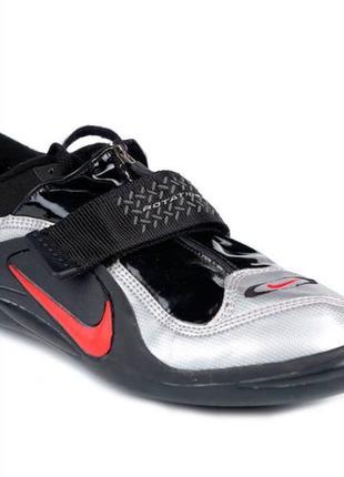 Кроссовки nike / обувь для метания молота и диска / металки, р.48 код n4801