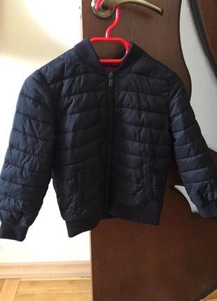 Куртка/ бомпер на хлопчика від zara
