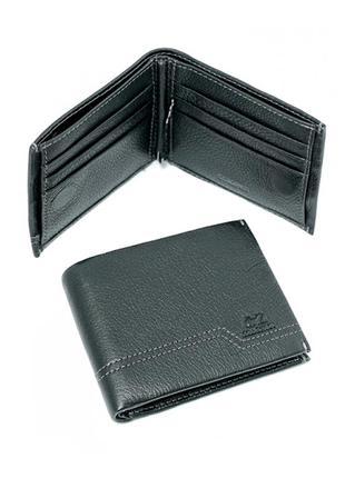 Мужское кожаное портмоне. кожаный мужской кошелек шкіряний гаманець
