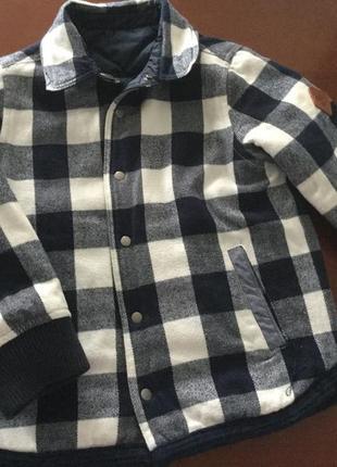 Двусторонняя курточка  timberland