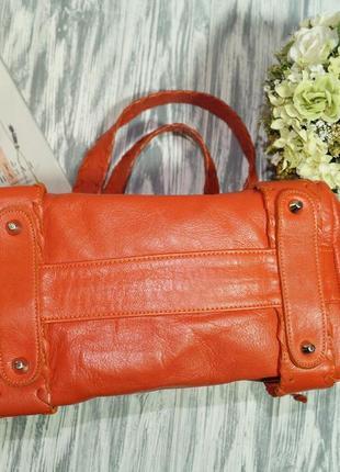 Grand sahara. кожа. красивая сумка2 фото