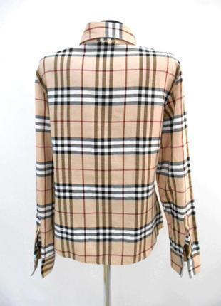 Рубашка burberry3 фото