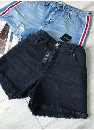Джинсовые шорты1 фото