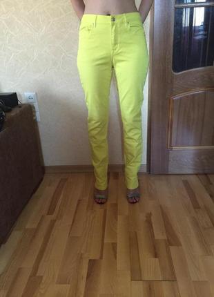 Джинсовые брюки montana