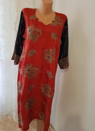 Восточное платье абая