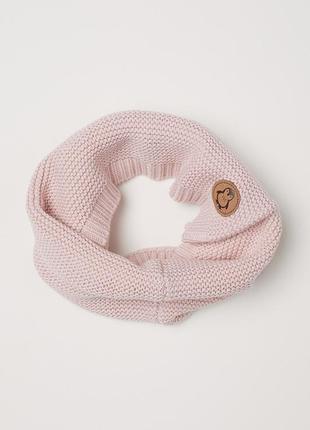 Детский шарфик - снуд h&m