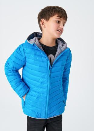 Легкая демисезонная куртка на мальчика reserved германия