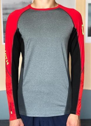 Спортивный реглан h&m sport кофта
