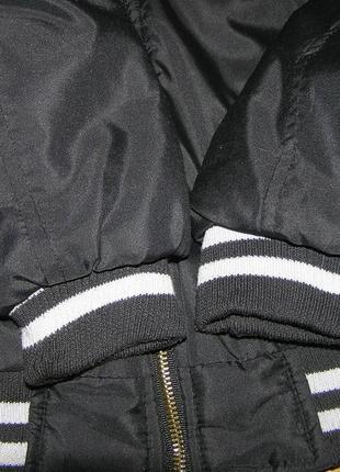 Lee cooper® куртка бомбер для подростка6 фото