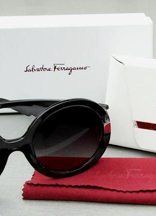 Salvatore ferragamo очки женские солнцезащитные