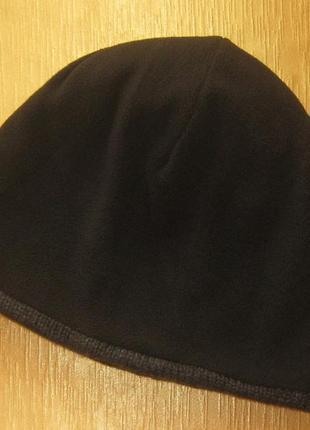 Отличный выбор для повседневного ношения - шапка на флисовой подкладе tchibo - зима - деми5 фото