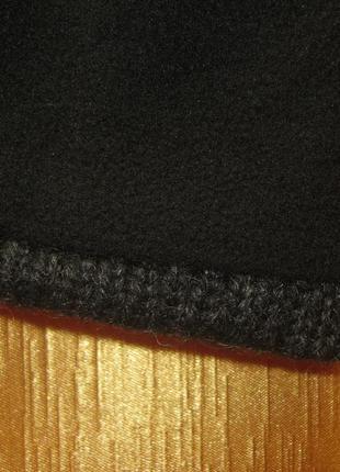Отличный выбор для повседневного ношения - шапка на флисовой подкладе tchibo - зима - деми6 фото