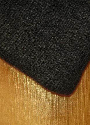 Отличный выбор для повседневного ношения - шапка на флисовой подкладе tchibo - зима - деми4 фото