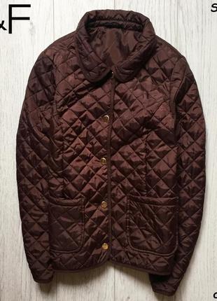 Женская куртка f&f1 фото