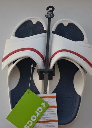 Шлепанцы crocs modi sport slide