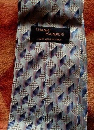 Gianni barbieri шёлк галстук.