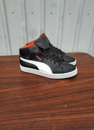 Кожаные кроссовки puma gore-tex®,размер 36-й...