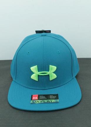Оригинальная кепка under armour mens huddle snapback flat peak cap classic