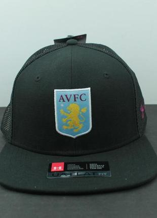 Оригинальная кепка трекер under armour aston villa snapback cap