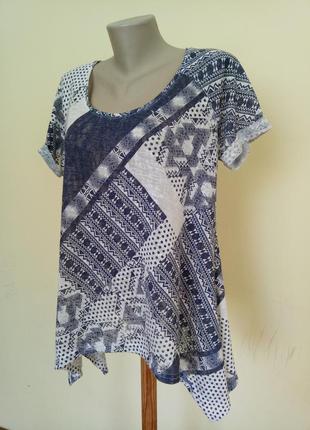 Фирменная легкая блузочка