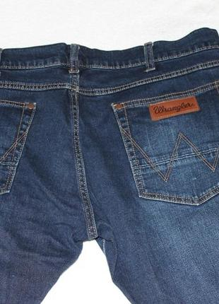 Джинсы wrangler retro skinny selvedge denim