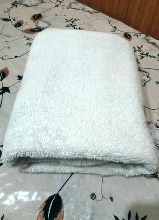 Махровое полотенце 60 на 120см2 фото