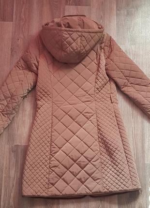 Безумно стильное пальто4 фото