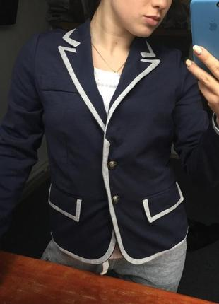 Стильный пиджачок,пиджак,размер l,от new look3 фото