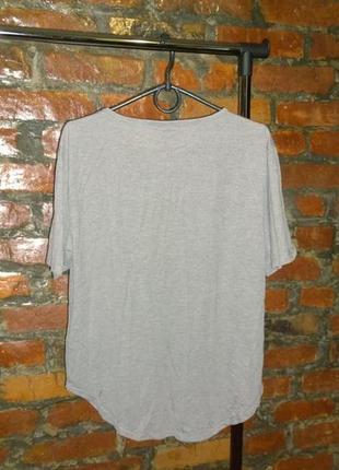 Блуза топ свободного кроя большого размера topshop2 фото